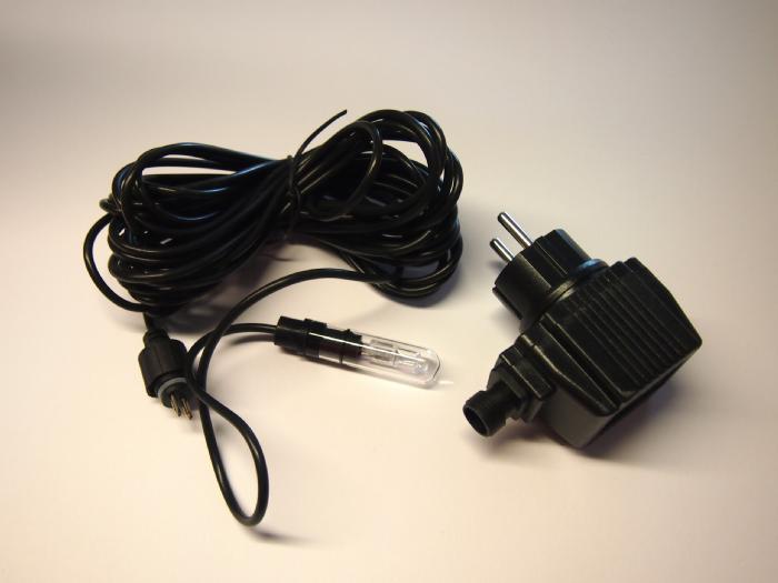Ekstra Køb Halogenlys til vandsten eller havelampe Komplet med BF06
