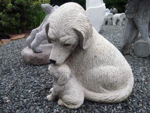 salg af Hund m/hvalp