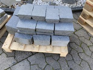 salg af Hvede mørkegrå granit savet