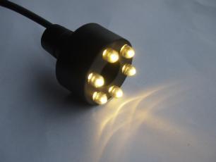 salg af Hvid LED til m/trafo til vandsten