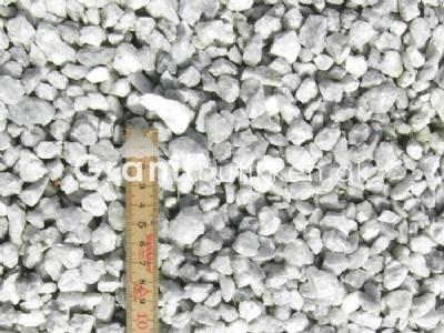 Hvide marmorskærver