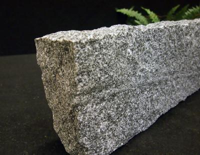 salg af Kantsten gråsort granit