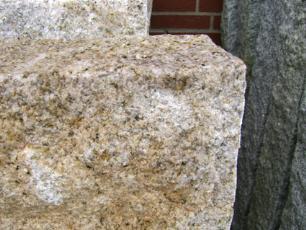 salg af Gul granitkantsten