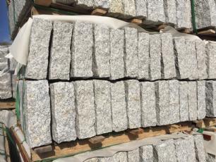 salg af Granit Kantsten palisadesten