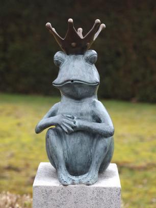 salg af King frog fountain