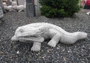 salg af Krokodille figur