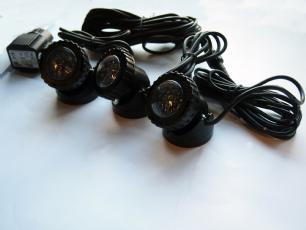 salg af Lampe spot sæt - 3 lampe