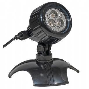 salg af LED Power spot hvid