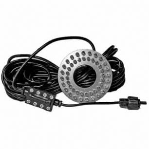salg af LED Ring 48 dioder RGB
