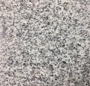 salg af Lys grå granit - poleret overflade