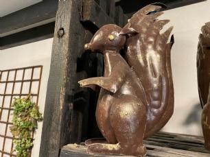 salg af Metal Egern 30 cm