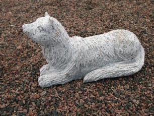 salg af Mink i r�dlig granit