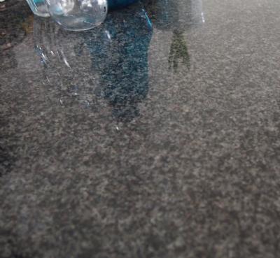 salg af Bordplade Nero Africa granit - 30 mm poleret