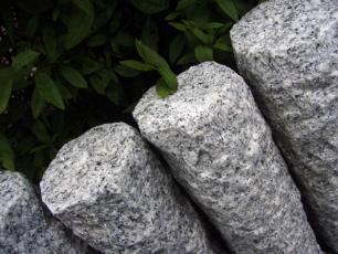 salg af Gr� palisadesten i granit