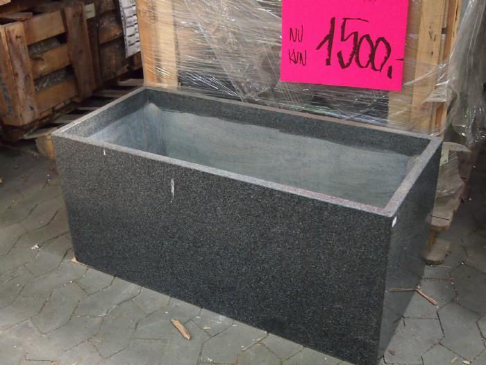 Køb granit krukker og plantekummer til terrassen her &diams ...