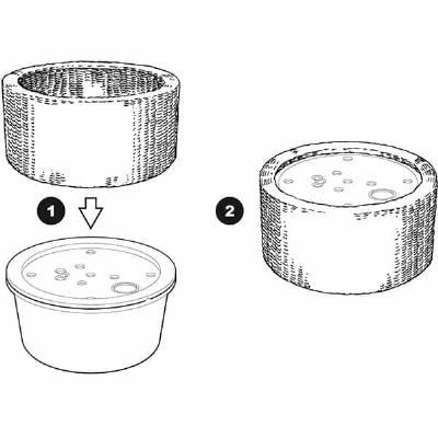 manual til montering af rattancover