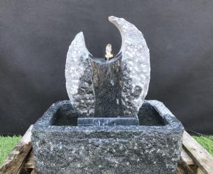 """salg af Komplet granitreservoir med lys """"May"""""""