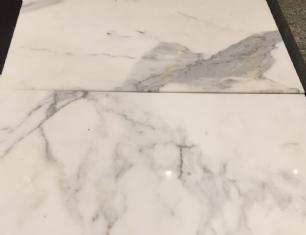 salg af REST - Fliser Statuario marmor