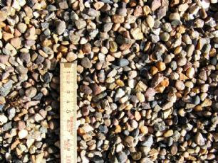 salg af S�sten r�d/gul perlesten 4-8 mm