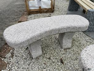 salg af Buet bænk i rosa granit