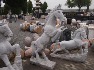 salg af Stejlende hest
