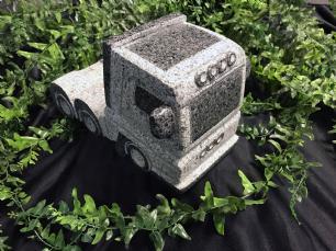 salg af Sten lastbil u/hænger