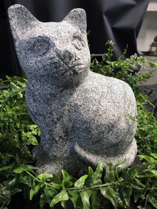 salg af Stenkat i Granit