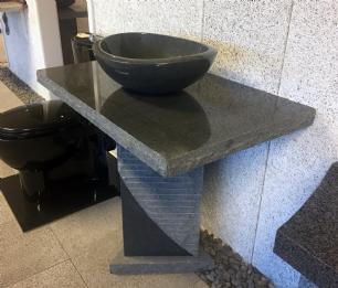 salg af Stenvask med trekantet sokkel