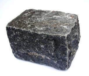 salg af Brosten sort indisk granit - styk.