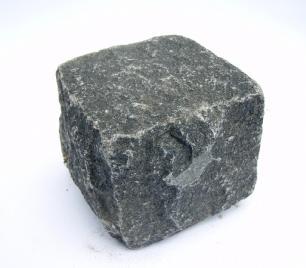 salg af Chaussésten Sort indisk granit - Styk.
