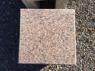 Granit taburet sten firkantet