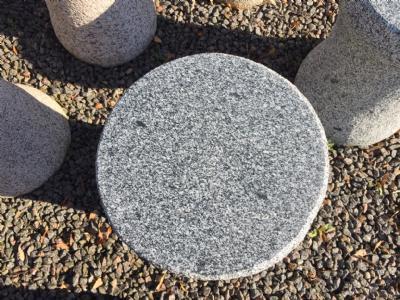 Taburet sokkel granit rund model