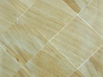 Flise Sandsten Teakwood 30,0x30,0x1,0 cm