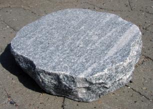 salg af Trædesten - Grå indisk granit