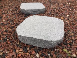 salg af Tr�desten granit 25 x 25 x 5 cm