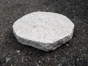 salg af Trædesten rosa granit