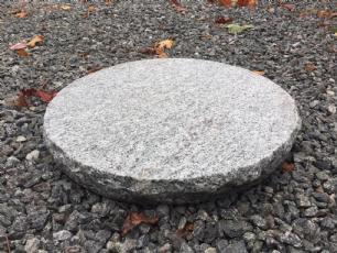 salg af Trædesten rund indisk granit