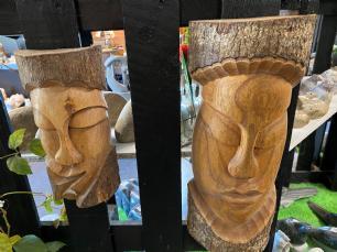 salg af REST Træmasker