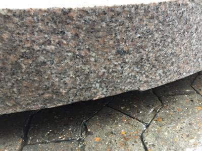 salg af Trappetrin granit nr. 10