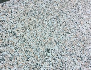 salg af Trappetrin T-Rosa granit