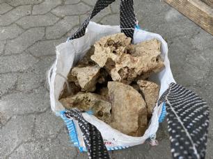 salg af Travertin hulsten små
