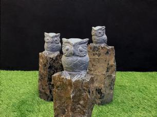 salg af Ugle p� basalts�jle