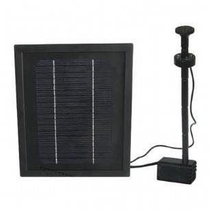 salg af Vandpumpe med solcelle