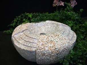 """salg af Granit vandsten """"Mette"""" - med trapper"""