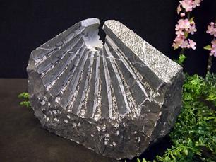 """salg af Komplet vandsten i sort granit """"Solstråle"""""""