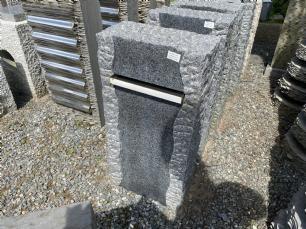 salg af Vandsten vandfald med stål