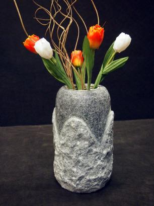 salg af Vase i granit