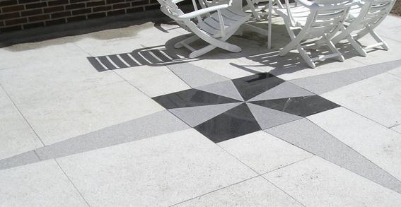 Køb Granit fliser til udendørs belægning her - Sten og Granit Butikken